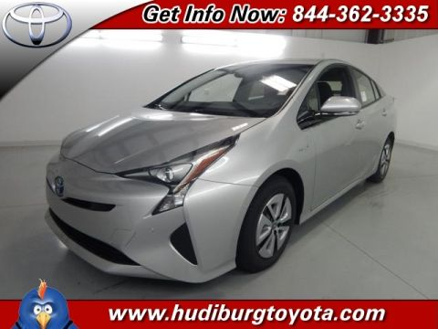 New 2017 Toyota Prius Two 5D Hatchback