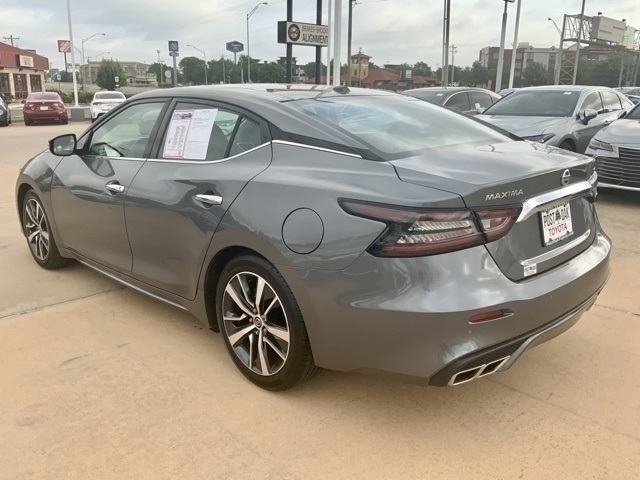 Pre-Owned 2020 Nissan Maxima 3.5 SL