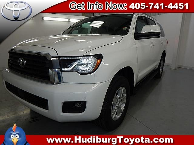 New 2019 Toyota SEQUOIA 4X4 SR5