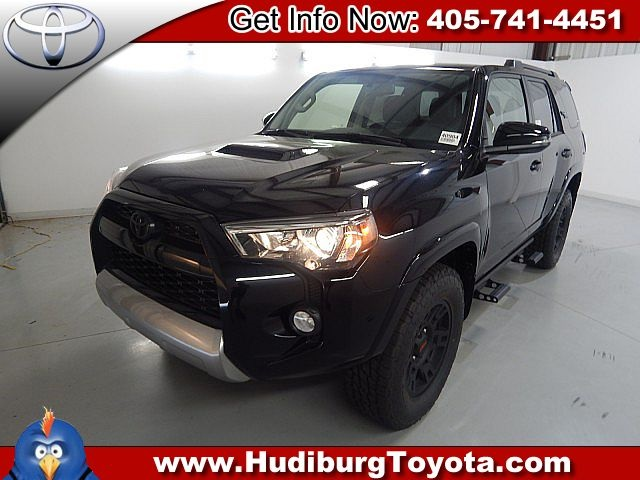 Toyota 4Runner Off Road >> New 2019 Toyota 4runner Trd Off Road Premium 4d Sport Utility 4wd