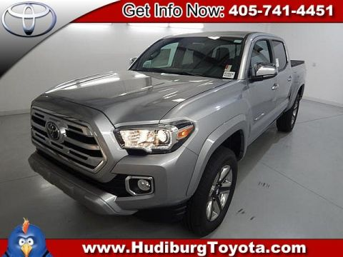 New 2019 Toyota TACOMA LIMITED Limited