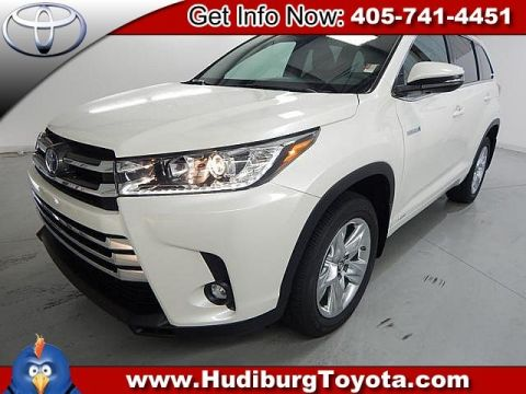 New 2019 Toyota HIGHLANDER HYBRD Hybrid Limited