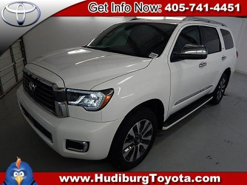 New 2019 Toyota SEQUOIA 4X4 Limited